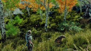 скачать мод на скайрим на деревья