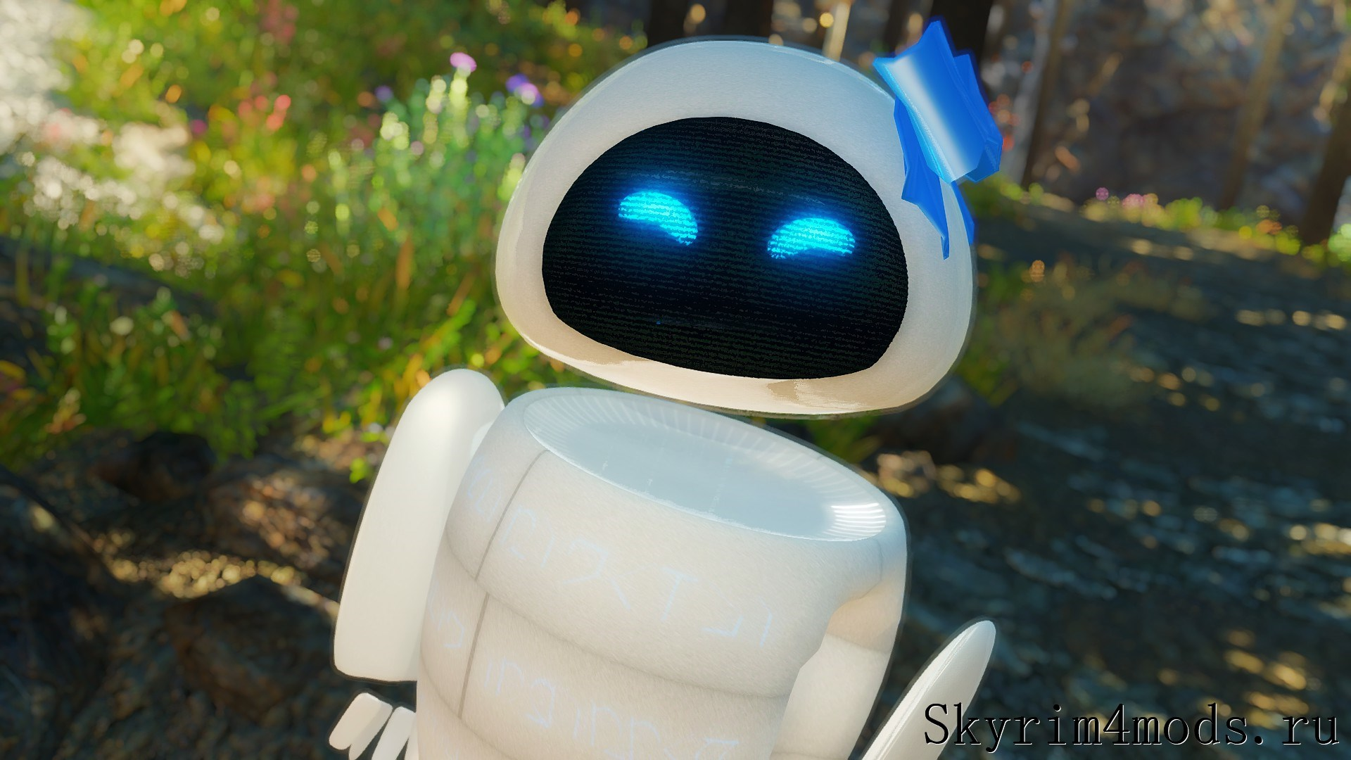 Комапаньон робот Мари